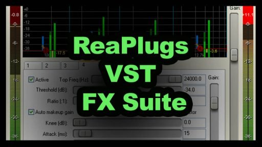 ReaPlugs VST FX Suite