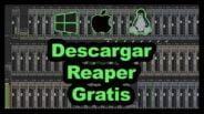 descargar reaper gratis