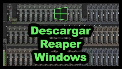 reaper windows
