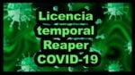 Licencia Reaper covid-19