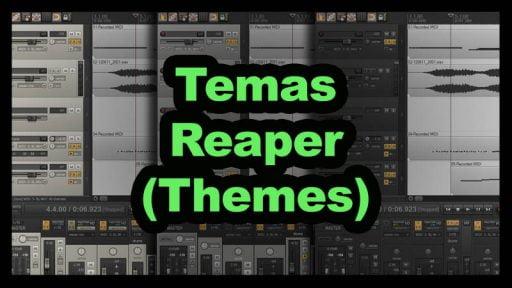 temas reaper themes